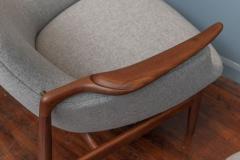 Finn Juhl Finn Juhl NV 53 Lounge Chairs for Niels Vodder - 2016465