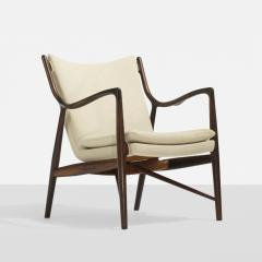 Finn Juhl Finn Juhl NV45 Chair by Niels Vodder - 1458274