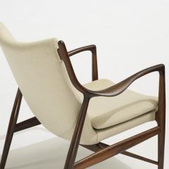 Finn Juhl Finn Juhl NV45 Chair by Niels Vodder - 1458276