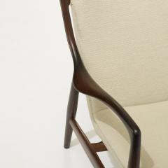 Finn Juhl Finn Juhl NV45 Chair by Niels Vodder - 1458278