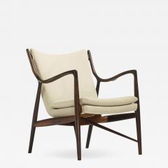 Finn Juhl Finn Juhl NV45 Chair by Niels Vodder - 1461777