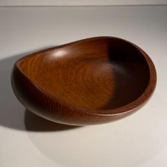 Finn Juhl Finn Juhl Teak Bowl for Kay Bojesen - 1465696