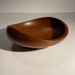 Finn Juhl Finn Juhl Teak Bowl for Kay Bojesen - 1465698