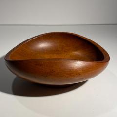 Finn Juhl Finn Juhl Teak Bowl for Kay Bojesen - 1465701