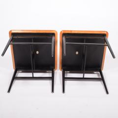 Finn Juhl Pair Finn Juhl side tables for Baker - 1005884