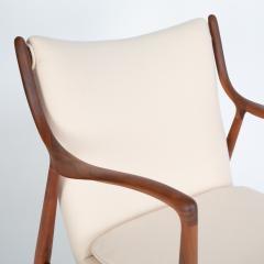 Finn Juhl Pair of Finn Juhl 45 chairs for Baker Furniture circa 1960s - 1135695