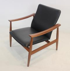Finn Juhl Rare Pair of Armchairs Designed by Finn Juhl - 1739957