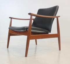 Finn Juhl Rare Pair of Armchairs Designed by Finn Juhl - 1739958
