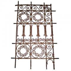 Five Islamic Wrought Iron Wall Decorations or Sculptures - 1876824