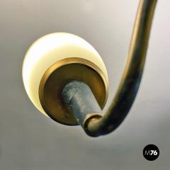 Five arm chandelier 1950s - 2034687