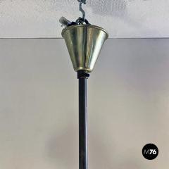 Five arm chandelier 1950s - 2034689