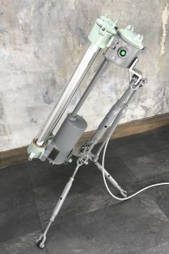 Flameproof Floor Lamp Tripod Warm White T8 LED - 971989