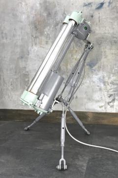 Flameproof Floor Lamp Tripod Warm White T8 LED - 971990