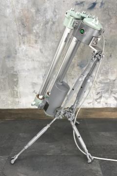 Flameproof Floor Lamp Tripod Warm White T8 LED - 971991
