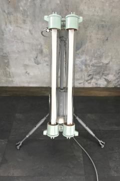 Flameproof Floor Lamp Tripod Warm White T8 LED - 971993