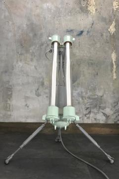 Flameproof Floor Lamp Tripod Warm White T8 LED - 971994