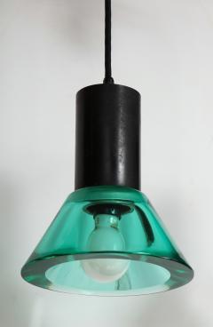 Flavio Poli Seguso Dual Suspension Light Venice Italy 1960 s - 1148509