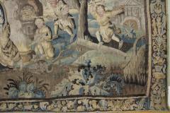 Flemish Verdure Garden Tapestry - 1557648