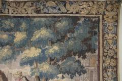 Flemish Verdure Garden Tapestry - 1557752