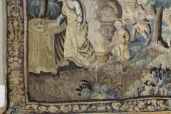 Flemish Verdure Garden Tapestry - 1557753