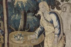 Flemish Verdure Garden Tapestry - 1557756