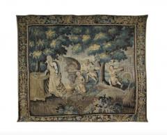 Flemish Verdure Garden Tapestry - 1557773