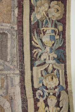 Flemish Verdure Garden Tapestry - 1557818