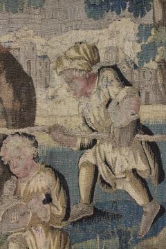 Flemish Verdure Garden Tapestry - 1557821