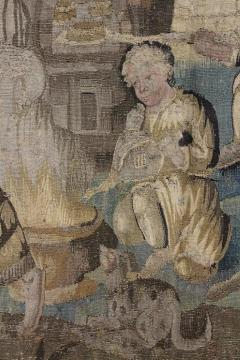 Flemish Verdure Garden Tapestry - 1557822
