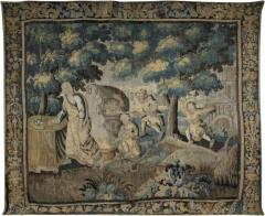 Flemish Verdure Garden Tapestry - 1558361