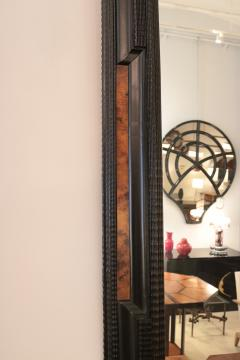 Flemmish Style Ebonized Wall Mirror - 1918487