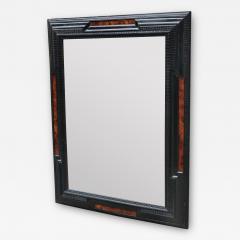 Flemmish Style Ebonized Wall Mirror - 1919732