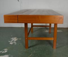 Flip Top Partner Desk by Lovig Nielsen - 1132798