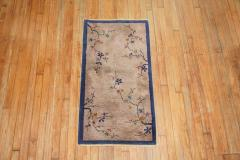 Floral Chinese Art Deco rug no 31455 - 1505591