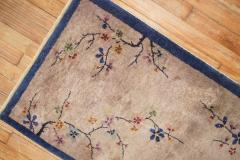 Floral Chinese Art Deco rug no 31455 - 1505594