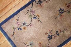 Floral Chinese Art Deco rug no 31455 - 1505597