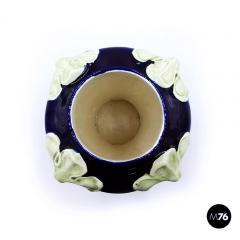Floral ceramic Liberty vase 1900s - 2004086
