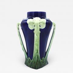 Floral ceramic Liberty vase 1900s - 2010173