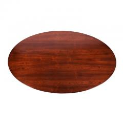 Florence Knoll 96 Oval Rosewood Table or Desk by Florence Knoll - 763861