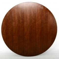 Florence Knoll Classic KNOLL Walnut Round Table Dining Conference 1961 - 1358776