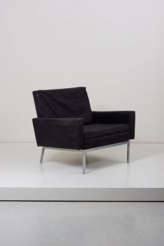 Florence Knoll Classic Pair of Lounge Chairs by Florence Knoll in Original Condition - 991519
