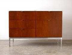 Florence Knoll Florence Knoll Credenza in Teak and Marble - 1765365