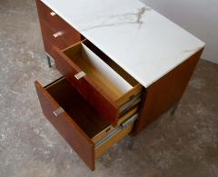 Florence Knoll Florence Knoll Credenza in Teak and Marble - 1765368