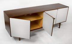 Florence Knoll Florence Knoll Walnut Cabinet with Maple Interior Model No 541 Germany 1950s - 2083242
