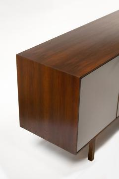 Florence Knoll Florence Knoll Walnut Cabinet with Maple Interior Model No 541 Germany 1950s - 2083243