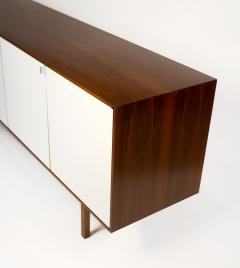 Florence Knoll Florence Knoll Walnut Cabinet with Maple Interior Model No 541 Germany 1950s - 2083244