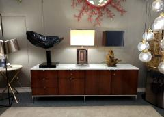 Florence Knoll Florence Knoll credenza in rosewood with Calacatta marble top 1964  - 1489738