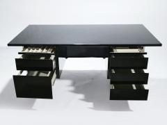Florence Knoll Florence Knoll lacquer and chrome desk 1950 s - 985597