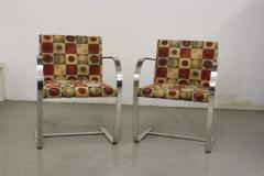 Florence Knoll Mies Van Der Rohe BRNO Chairs - 121863