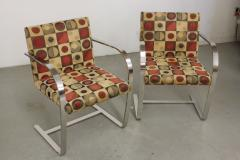 Florence Knoll Mies Van Der Rohe BRNO Chairs - 121864